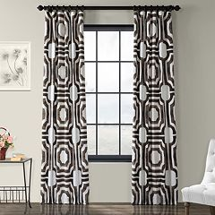 EFF Mecca Lined Window Curtain
