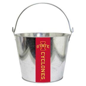 Iowa State Cyclones Metal Bucket