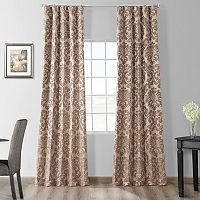 EFF Astoria Faux Silk Jacquard Curtain