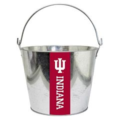 Indiana Hoosiers Metal Bucket