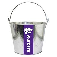 Kansas State Wildcats Metal Bucket