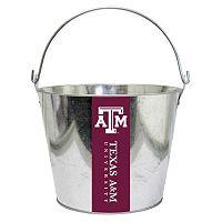 Texas A&M Aggies Metal Bucket