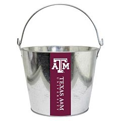 Texas A&M Aggies Metal Bucket