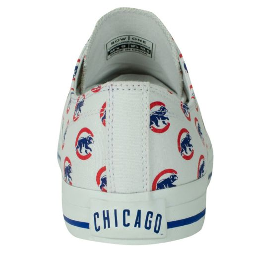 Adult Row One Chicago Cubs Victory Sneakers