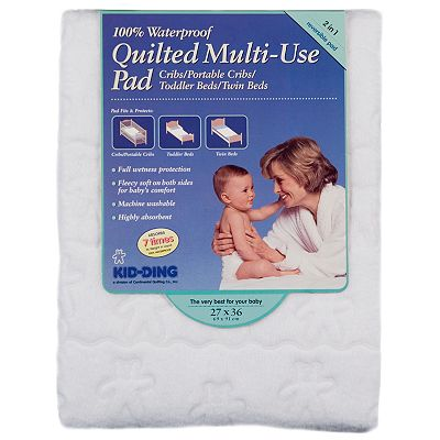Kid-Ding Quilted Multiuse Pads