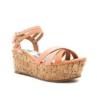 Qupid Bite Women's Platform Sandals