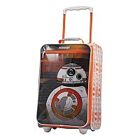 Star Wars: Episode VII The Force Awakens BB-8 18-Inch Wheeled Carry-On by American Tourister