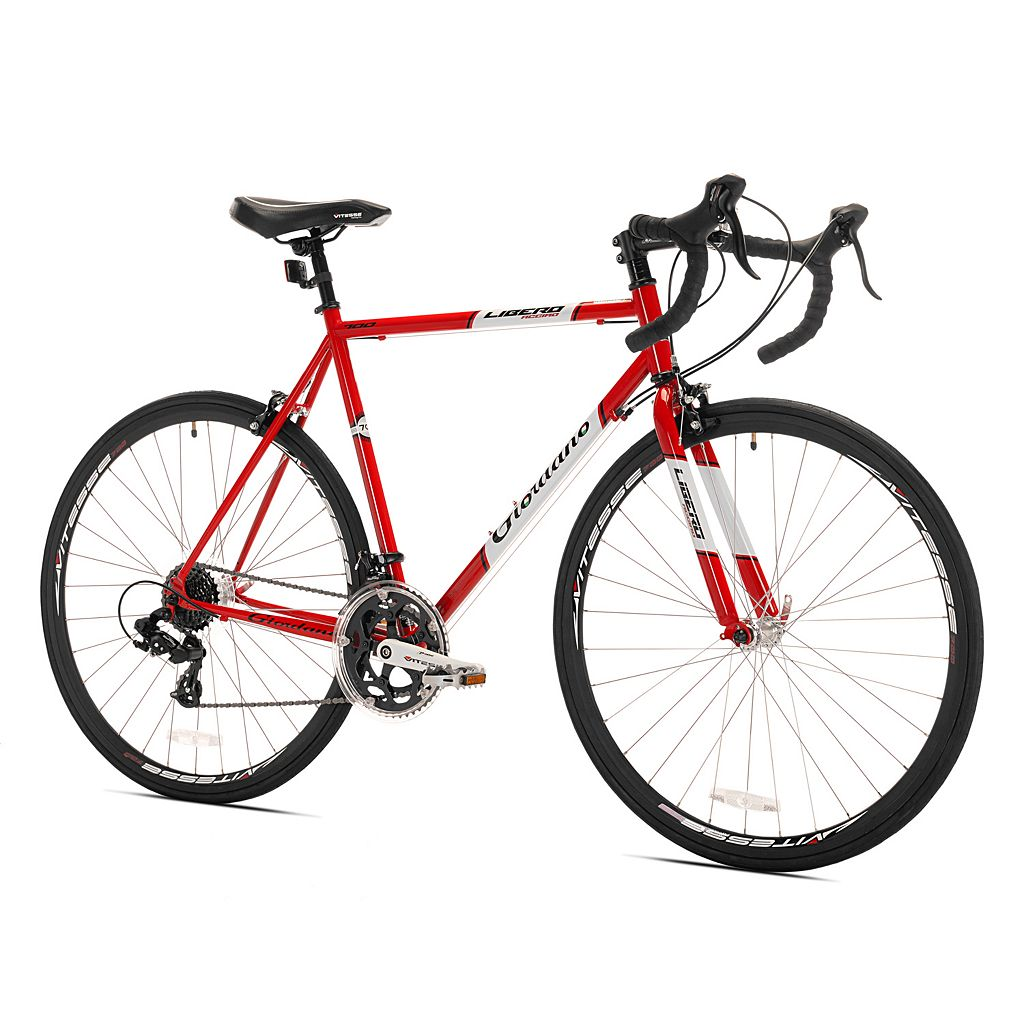 Men's Giordano Medium Frame 700c Libero Acciao Road Bike