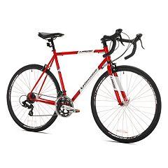 Men's Giordano Medium Frame 700c Libero Acciao Road Bike