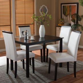 Baxton Studio Jet Dining Table