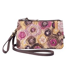 Donna Sharp Quilted Organizer Wristlet