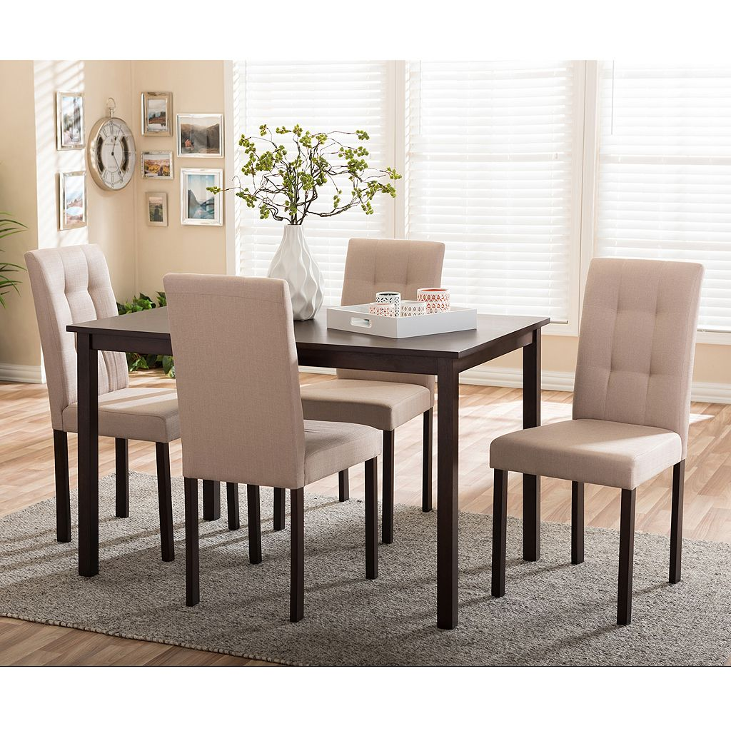 Baxton Studio Andrew Dining Table