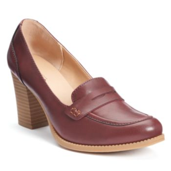 SONOMA Goods for Life? Women's High Heel Penny Loafers