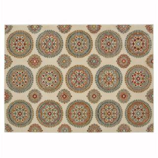 Mohawk® Home Westport Decorative Tiles Medallion Rug