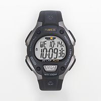 Timex Men's Ironman Triathlon Digital Chronograph Watch - T5E9019J