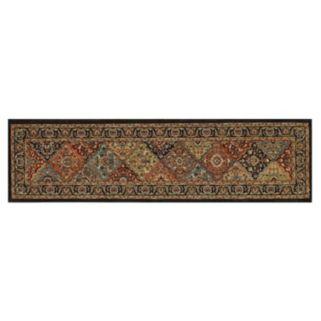 Mohawk® Home Lindon Multi Panel Framed Floral Rug