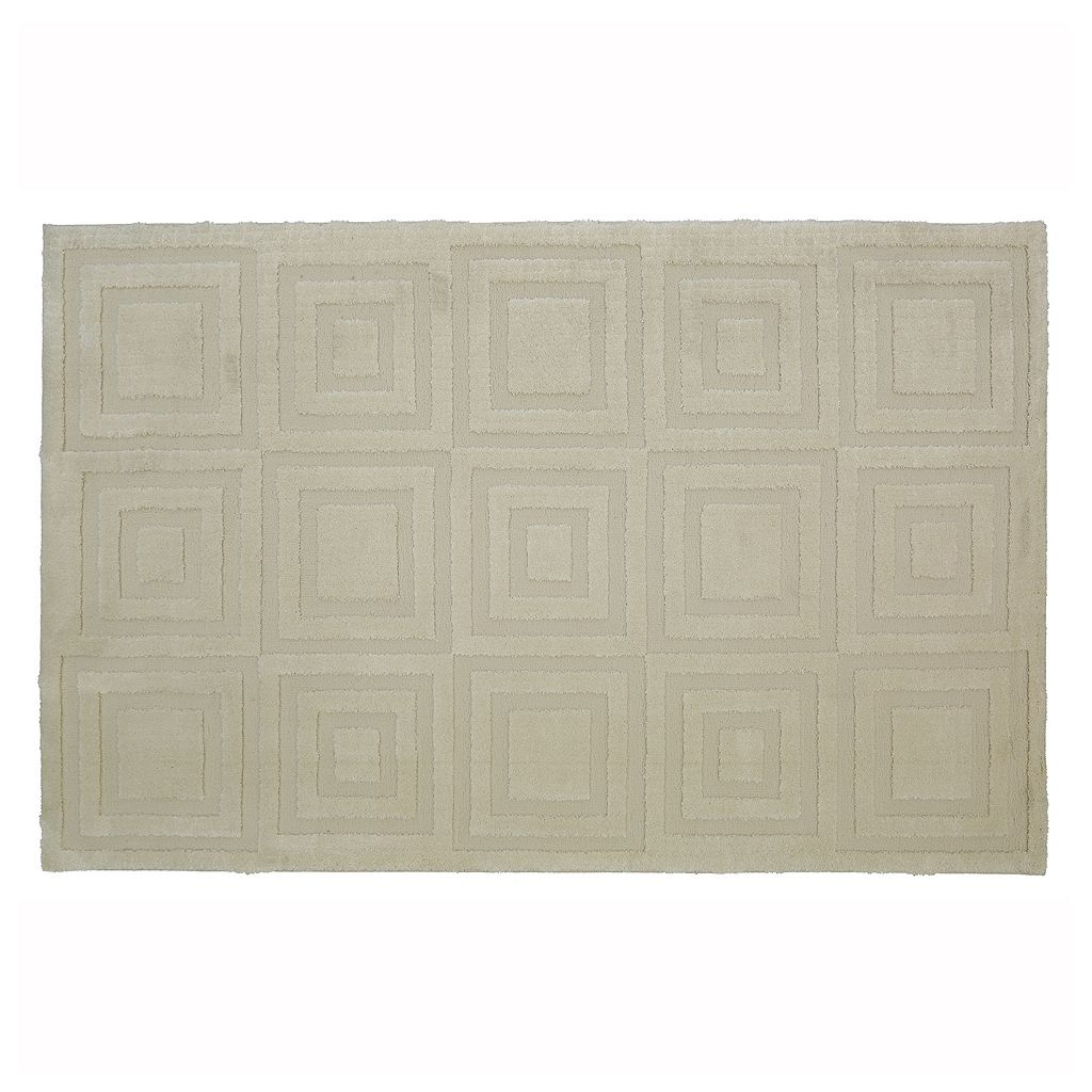 Mohawk® Home Lindon Boxes Geometric Rug