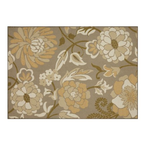 Mohawk® Home Refinements Power Flower Rug