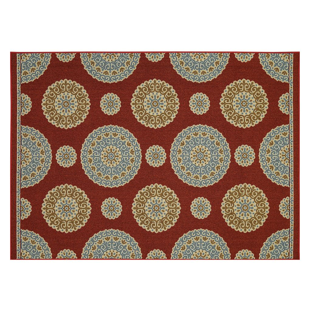Mohawk® Home Refinements Altheda Medallion Rug