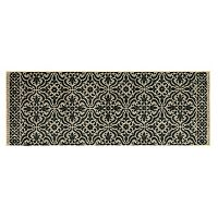 Mohawk® Home Refinements Tile Blue Medallion Rug