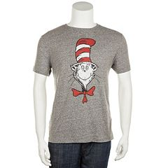 Men's Dr. Seuss Cat in the Hat Tee