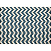 Safavieh Courtyard Zigzag Chevron Indoor Outdoor Rug