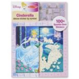 Disney Princess Cinderella Deluxe Sticker by Number by Melissa & Doug