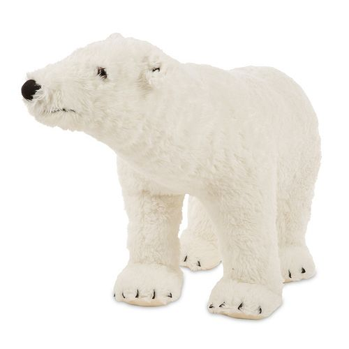 Melissa & Doug Polar Bear Plush