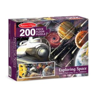 Melissa & Doug 200-pc. Exploring Space Floor Puzzle