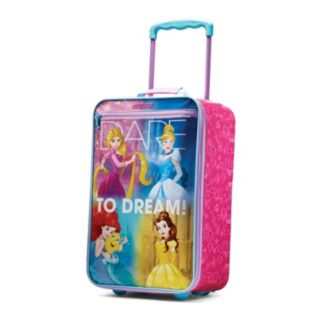 """Disney Princess """"Dare to Dream"""" 18-Inch Wheeled Carry-On by American Tourister"""