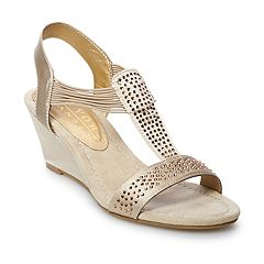 New York Transit Great Right 2 Women's Wedge Sandals