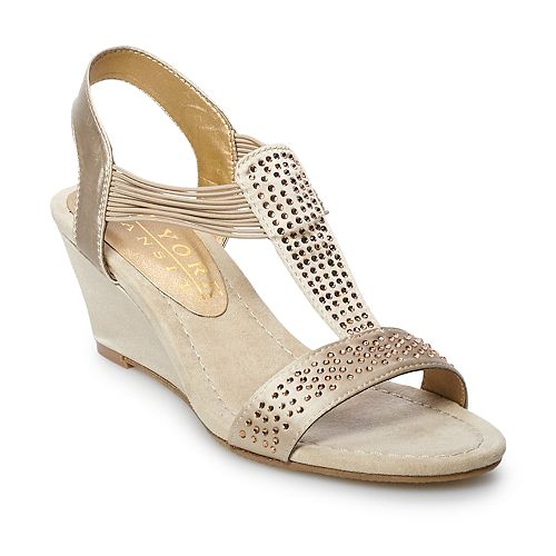2 Great Right York Sandals Wedge Transit New Women's TOXiPkZu
