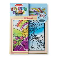 Melissa & Doug Princess Stained Glass Made Easy