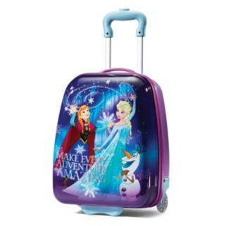 """Disney's Frozen """"Every Adventure"""" 18-Inch Hardside Wheeled Carry-On by American Tourister"""