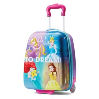 "Disney Princess ""Dare to Dream"" 18-Inch Hardside Wheeled Carry-On by American Tourister"