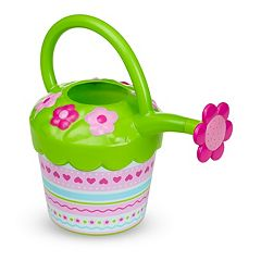 Melissa & Doug Sunny Patch Pretty Petals Watering Can