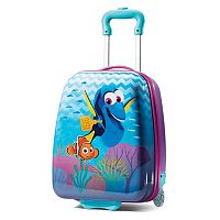 Disney / Pixar Finding Dory 18-Inch Hardside Wheeled Carry-On by American Tourister