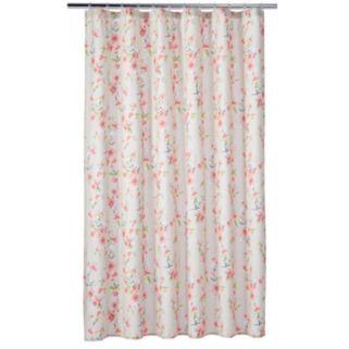 LC Lauren Conrad Blossom Shower Curtain