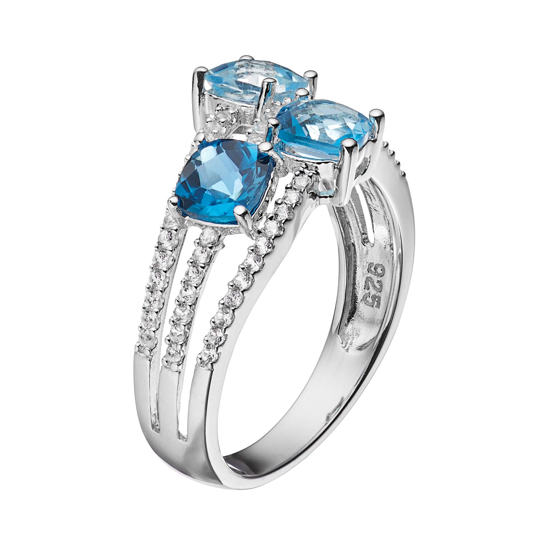 Blue Sapphire Rings Jewelry
