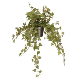 "National Tree Company 12"" Garden Accents Artificial Hanging Ivy Plant"