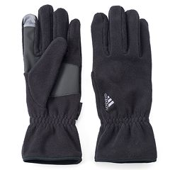 Men's adidas Saranac Fleece Gloves