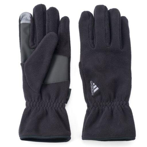 Men's adidas Saranac Fleece Gloves