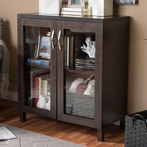 Baxton Studio Sintra Sideboard Storage Cabinet