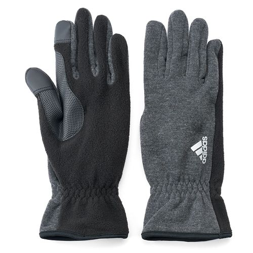 Men's adidas Saranac Texting Gloves