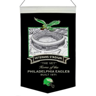 Philadelphia Eagles Stadium Banner