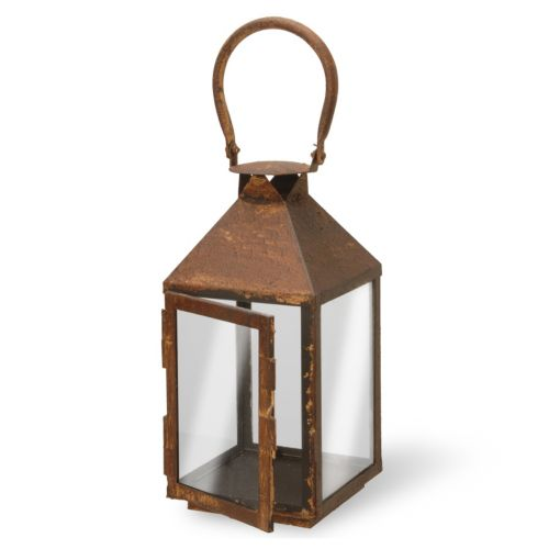 National Tree Company 12 Garden Accents Hanging Lantern