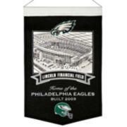 Philadelphia Eagles Stadium Banner