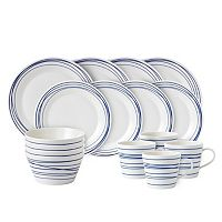 Royal Doulton Pacific Line 16 pc Dinnerware Set