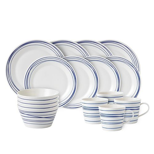 Royal Doulton Pacific Line 16-pc. Dinnerware Set