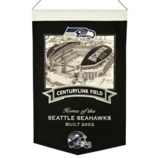 Seattle Seahawks Stadium Banner